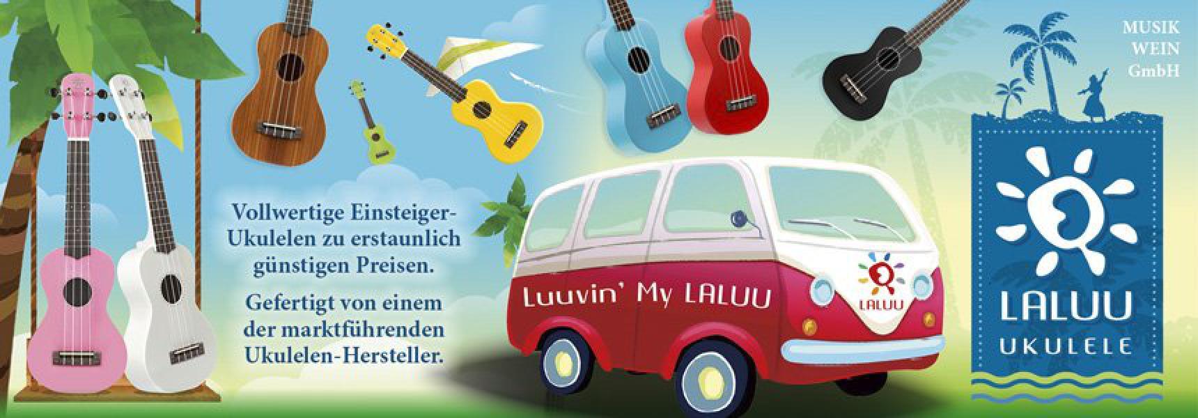 Musik Wein Laluu Ukulelen